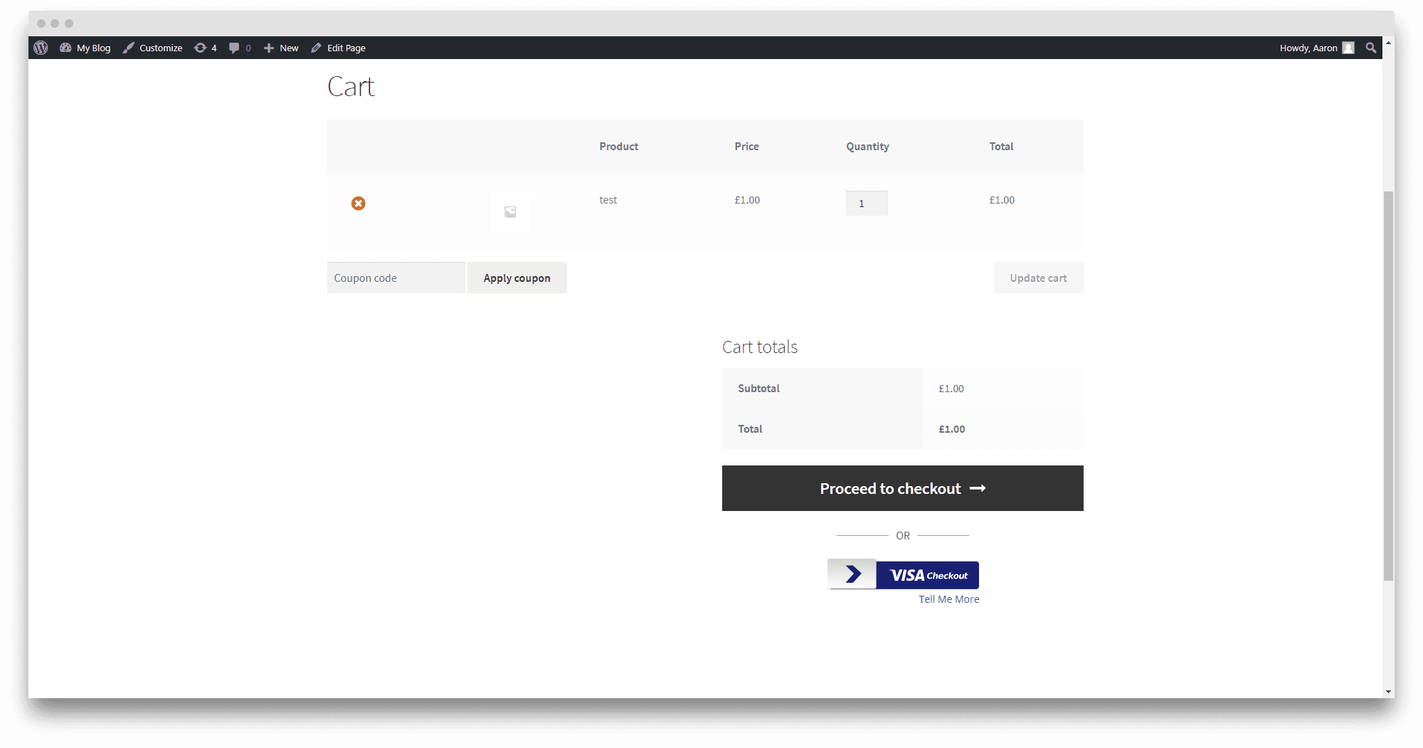 AG Visa Checkout for WooCommerce