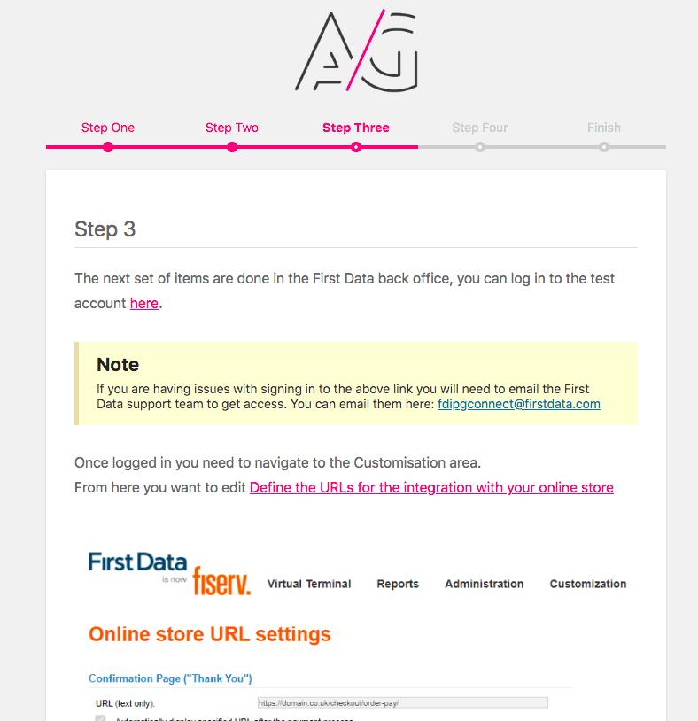 First Data Fiserv